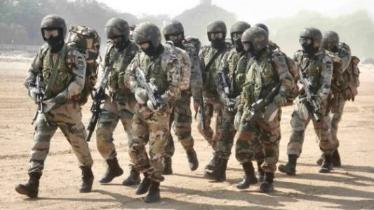 Special Security Force SSF Recruitment 2018 online apply