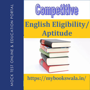 Competitive English Eligibility or Aptitude