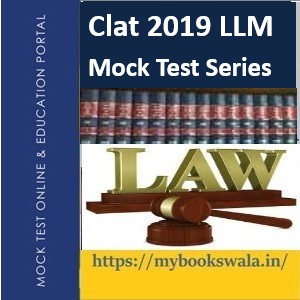 Clat LLM Mock Test Series