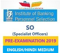 IBPS SO PRELIMINARY MOCK TEST